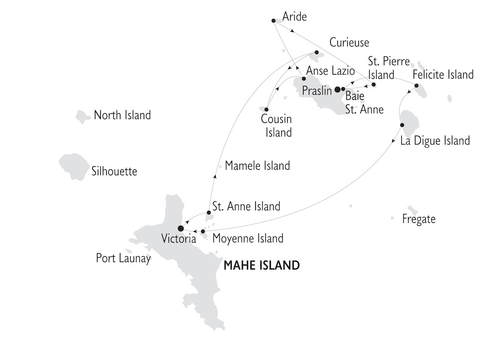 Variety Cruise At a Glance
