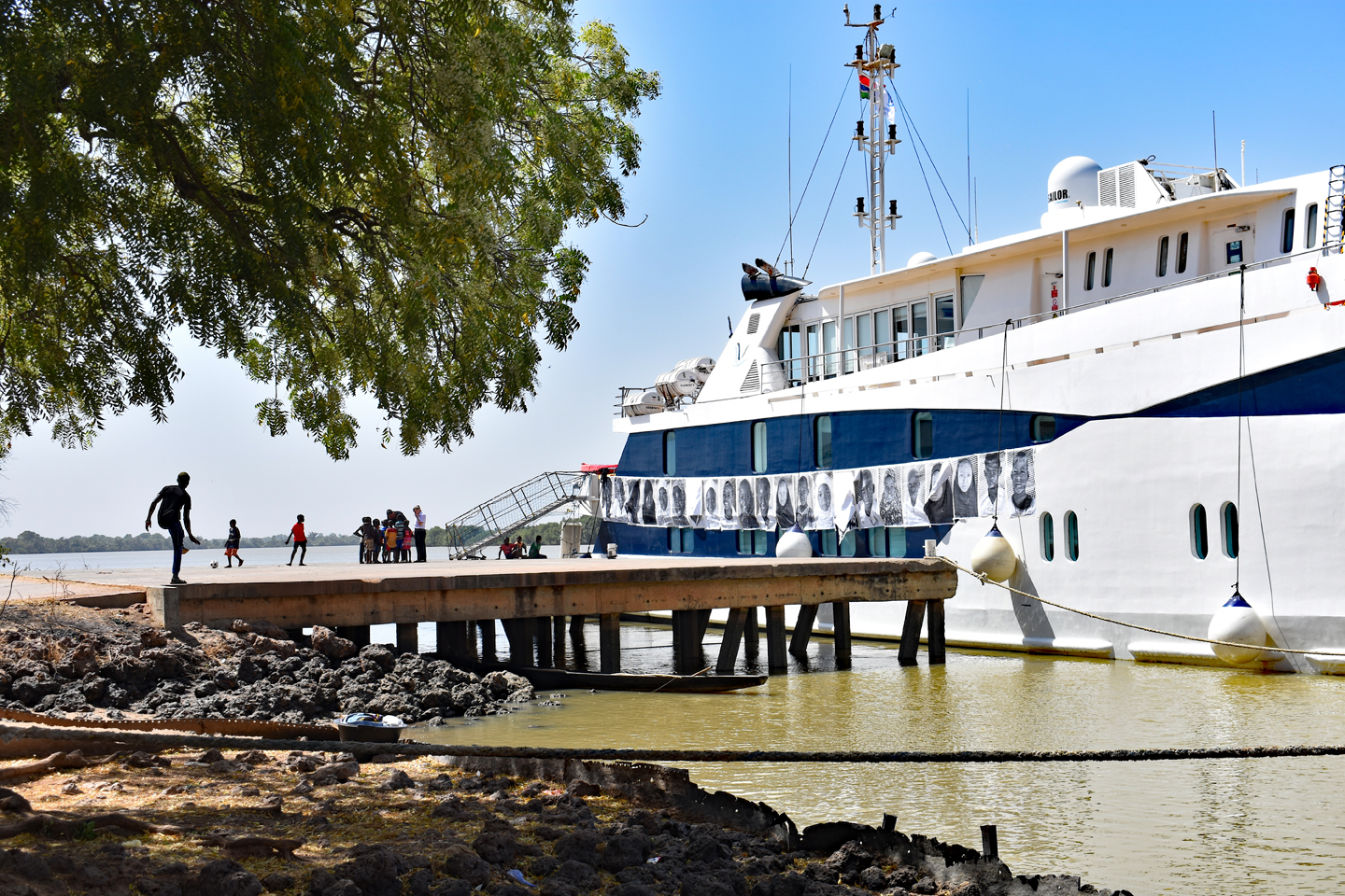 Rivers of West Africa with Variety Cruises