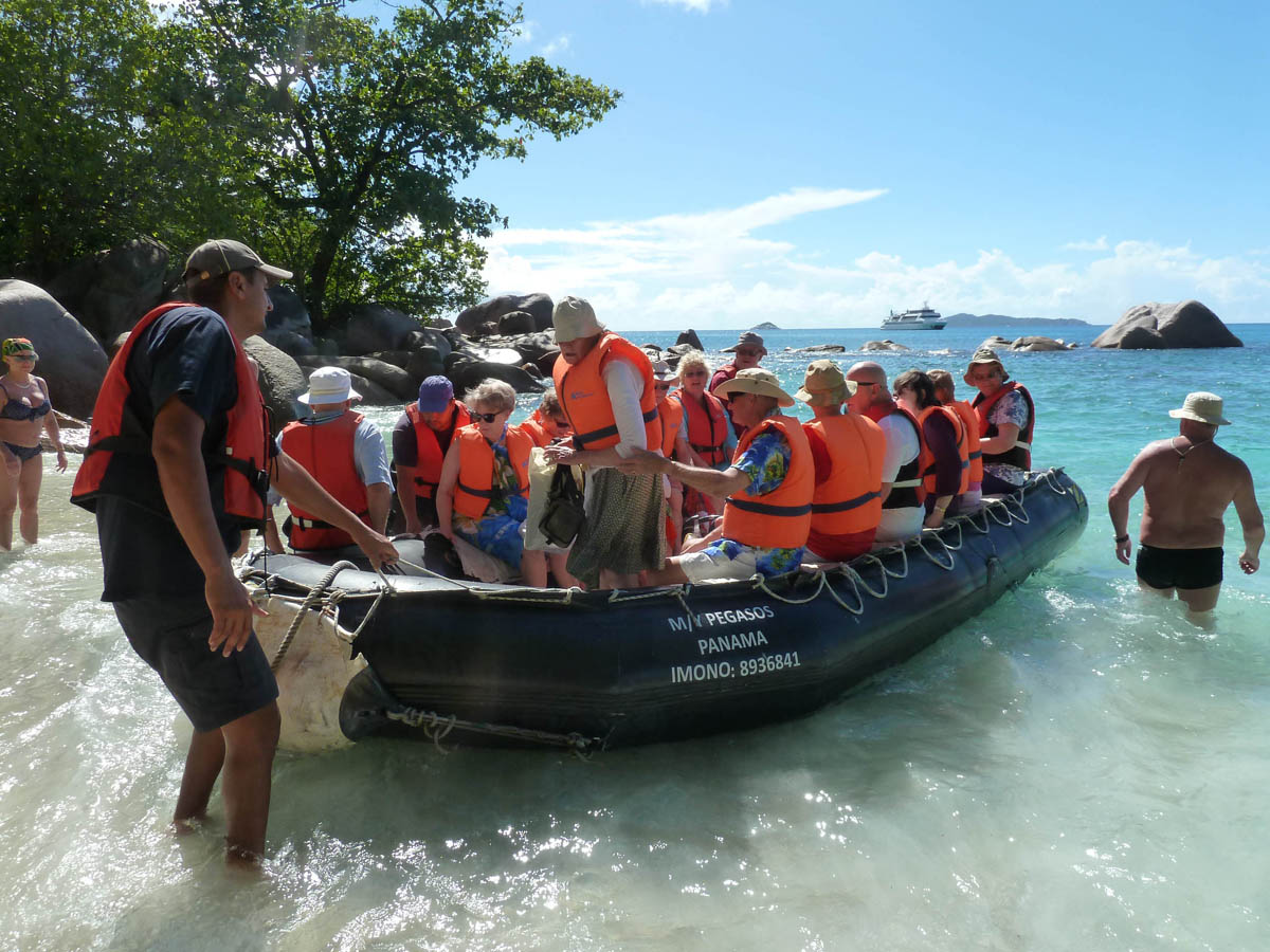 Seychelles Gardens of Eden with Variety Cruises